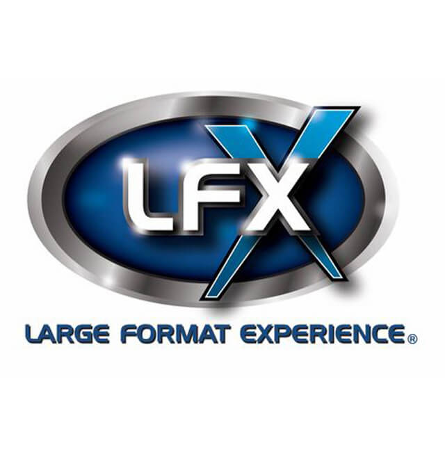 LFX, Large Format Experience logo